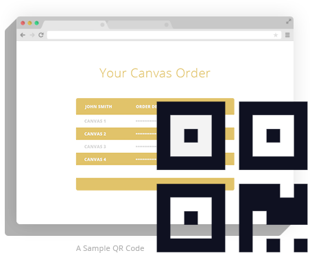 Aureus QR Code Sample